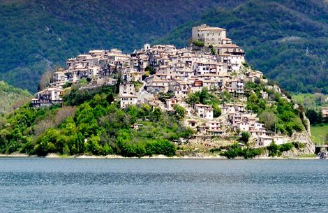 Laghi e monti D\'Abruzzo 300 km - Capistrello (AQ) - 24/08/2014 ...